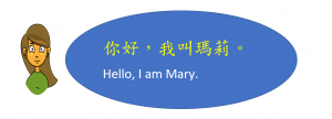 Hello, I am Mary