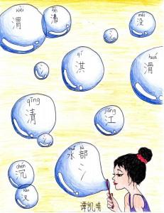 Words Bubble