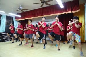 Talent show.dance