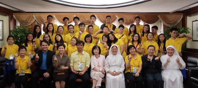 菲律賓華文學校聯合會 「2017年菲律賓華校學生留學體驗營」