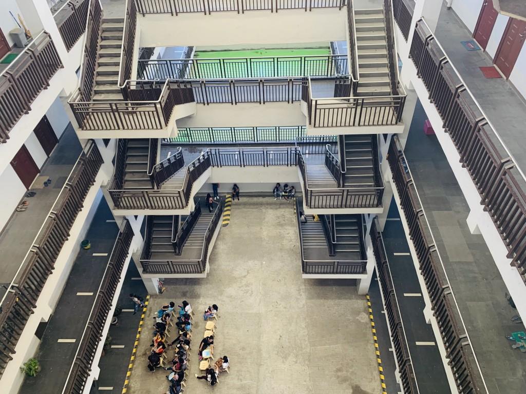 東南亞基督教學院(教師宿舍與大學教室共構)